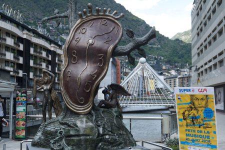 Andorre en ville